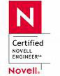 Novell Certified - Software Synergy Group